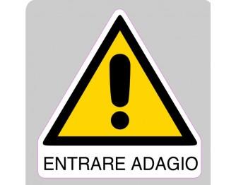 ADESIVI PERICOLO 15x15mm