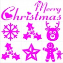 ADESIVI NATALIZI CHRISTMAS