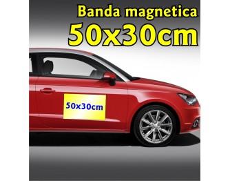 Banda Magnetica 50X30cm
